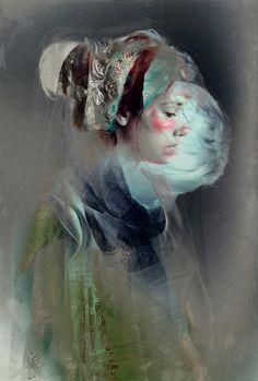 Feline Zegers - Self Portrait