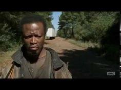 The Walking Dead - Bob Stookey's wandering