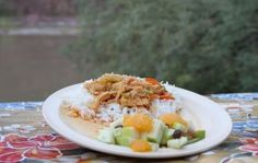 Thai Turkey Dinner- Arizona Raft Adventure's featured river recipe for April! Grand Canyon River, Rafting, Arizona, Turkey, Yummy Food, Meals, Adventure, Dinner, Breakfast
