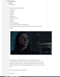 PROOF LOKI WAS TORTURED IN THE AVENGERS. HE DIDNT DO THAT WILLINGLY!!!