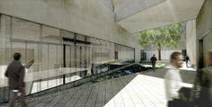 Galería de Propuesta para el Museo Regional de Atacama / David Rodriguez Arquitectos + Combeau & De Iruarrizaga Arquitectos - 2
