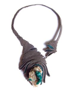 Javiera Gonzales | Macrame Necklace