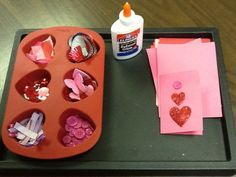 These Valentine's Day-themed activities help preschoolers who are blind or visually impaired to develop fine motor and tactile skills, pre-braille concepts, early literacy, number concepts, and sensory exploration.