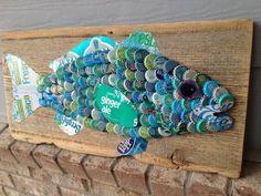 19 Easy and Striking DIY Bottle Cap Craft Ideas – Diy Food Garden & Craft Ideas