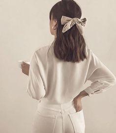 """Short hair looks"" Scarf Hairstyles, Twist Hairstyles, Hairstyle Ideas, Vintage Hairstyles, Party Hairstyle, Bangs Hairstyle, Korean Hairstyles, Hair Bangs, Wedding Hairstyles"