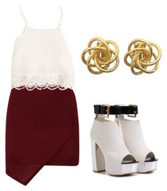 Untitled #7 by kola-sara on Polyvore featuring polyvore fashion style Swell