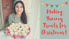Making Yummy Treats for Christmas! - YouTube Yummy Treats, Vegan Recipes, Birthday Cake, Tasty, Organization, Youtube, Desserts, Christmas, How To Make