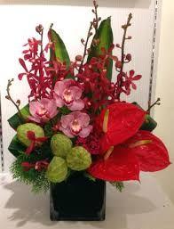 Resultado de imagem para chinese new year flower arrangement