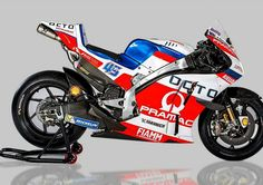 Pramac Ducati Moto Gp driver Scott Redding