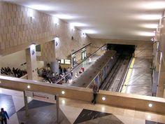 As mais incríveis Estações de Metrô do mundo - Estação Alameda em Lisboa