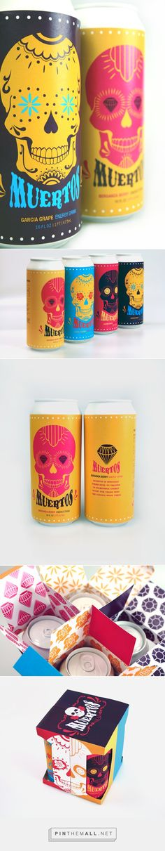 Muertos / Energy drink