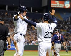 MLB:  Twins 1 (5-10, 3-6 away) Tampa Bay Rays 4 (8-7, 4-1 home) FINAL  Top Performer- J. Shields, TAM: 8.0 IP, 5 H, 1 ER, 7 K  keepinitrealsports.tumblr.com  keepinitrealsports.wordpress.com