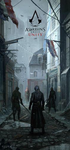 Assassin's Creed: Unity •Xu Chaoyuan