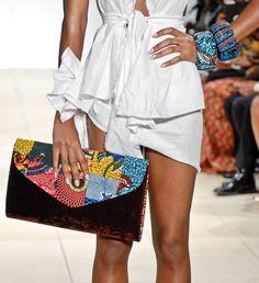 catwalk. #african #ankara #accessories #textile #fabric