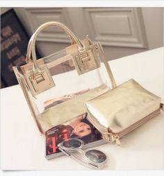 f562e8fe3a Transparent Crystal Crossbody Bags Fashion Designer Style Hangbags is  designer