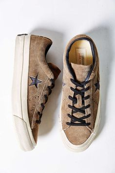 f9fbb220892df1 Converse By John Varvatos One Star Suede Low-Top Sneaker - Urban Outfitters  One Star