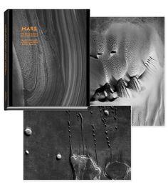 """Un livre extra-terrestre : """"Mars, une exploration photographique"""" de Francis Rocard, Alfred S. McEwen et Xavier Barral"""