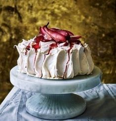The Meringue Girls' secret to the perfect meringue | delicious. magazine  Cakes The Meringue Girls' secret to the perfect meringue | delicious. magazine