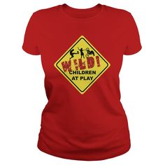 Wild Children at Play Shirt is made out of soft material blends. The apparel styles are comfortable, casual and loose fitting. Our heavyweight t-shirt styles will easily become a closet staple must have