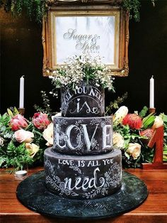 43 #Unusual #Wedding Cakes That You Have to See to Believe ...