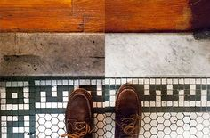 Helpful & Lovely Tiles :) // How to Clean & Restore Marble (with Daniel from Manhattan Nest) #restore #marble #cleaning