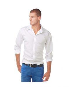 Koszula męska - John Devin #mensshirt #koszula #fashioneda