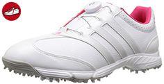 Adidas W Antwort Boa Golf Spitz, FTWR WeiÃ? / matt Silber / Himbeere Rose-TMAG, 9,5 M Us - Adidas schuhe (*Partner-Link)