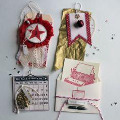 jbs inspiration: Christmas 2012 Advent Tag Set