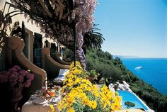 For those seeking the most glamorous Italy resorts, Belmond Hotel Splendido is one of the best hotels in Portofino. Vacation Places, Vacation Trips, Places To Travel, Places To Go, Beautiful Hotels, Beautiful Places To Visit, Portofino Italy, Best Hotels, Luxury Hotels