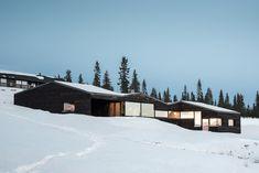Gallery of Cabin Sjusjøen / Aslak Haanshuus Arkitekter  - 7