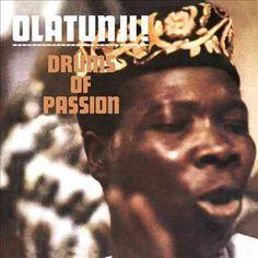 Olatunji - Drums of Passion