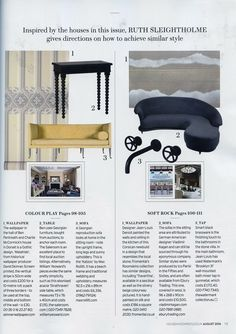 The Watermark Collection's sleek wall-mounted Brooklyn 31. http://www.thewatermarkcollection.eu/ House & Garden August 2016