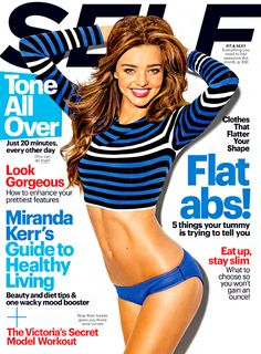 Orlando Bloom's Ex Miranda Kerr Shows Off Flat Abs, Talks Being Happy - Us Weekly