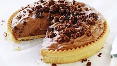 Hedgehog and Nutella pie (quick & Easy) Nutella Pie, Nutella Recipes, Baking Recipes, Cake Recipes, Dessert Recipes, Coles Recipe, Snickers Ice Cream, Chocolate Slice, Sweets
