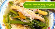 Salmon Belly Sinigang