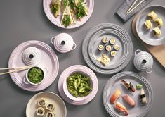 New Shell Pink has been inspired by the soft tones of seashells, capturing the essence of romance and summer sunsets. Add an elegant blush to the kitchen and the home with Shell Pink from Le Creuset, launching in store and online at www.lecreuset.co.za from 14th February 2020. Summer Sunset, Le Creuset, Seashells, Cookware, Sunsets, Dinnerware, February, Blush, Product Launch