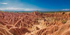 The Tatacoa Desert | Atlas Obscura