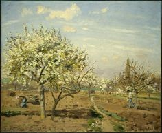 Discover Camille Pissarro With His Top 5 Paintings | http://thebrushstroke.com/discover-camille-pissarro-top-5-paintings/