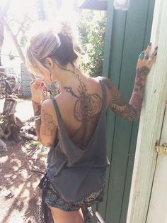 boho tattoos bohemian back tattoo hawaii maui neck tattoo boho fashion sleeve tattoo boho jewelry mandala tattoo girlswithtattoos lotus tattoo risamarie yirehhawaii