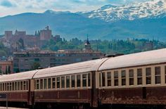 Spain Train Tours El Transcantabrico, Al Andalus » Al Andalus Train