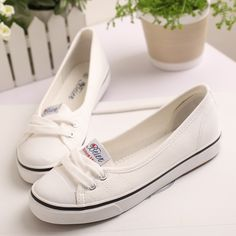 New 2014 fashion high quality canvas women flat shoes women flats and women's spring summer autumn shoes women casual shoes-inFlats from Shoes on Aliexpress.com | Alibaba Group