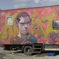 Yesterday truck... #aryz