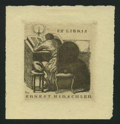 Ex Libris Ernest Hirschler