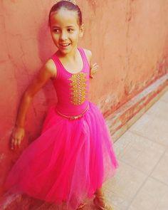 Ana Clara ...lindaaa ,mas uma fofura de bailarina. #bailarina #balletbaby #ballet #tutu #pink #menina #costura #luciastartare #aniversario#balé