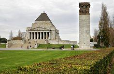 Melbourne war memorial - Mausoleum at Halicarnassus - Wikipedia