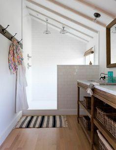 un aménagement simple pour votre salle de bain