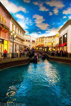 Las Vegas - Inside the Venetian-