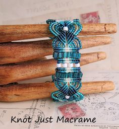 Double Half Hitch Macrame Knot Tutorial -(Knot Just Macrame)