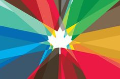 Canadian Olympic Committee Rebrand by The Still Brandworks, via Behance