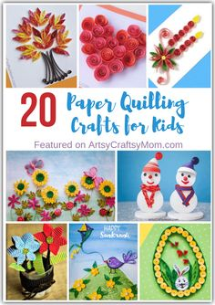8487 Best Easy Craft Ideas For Kids Images In 2019 Crafts For Kids